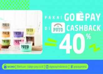 Cashback 40%