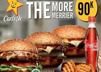 Paket The More The Merrier CUMA Rp 90,000