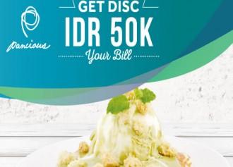 Diskon Rp 50.000
