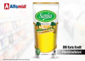 Gratis Minyak Goreng Sania Pouch 1lt