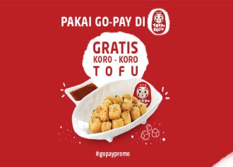 Gratis Koro-Koro Tofu