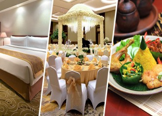 Promo Kamar, Wedding, F&B