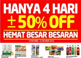 Super Deal 50%