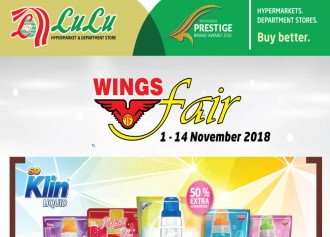E-catalogue Wings Fair LuLu