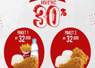 Diskon 30%