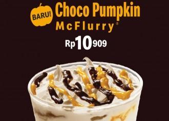 McFlurry Choco Pumpkin CUMA Rp 10,909
