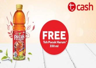 FREE Teh Pucuk