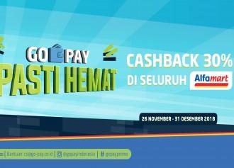 Cashback 30%