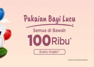 Harga Di Bawah Rp 100,000 + Gratis Ongkir!