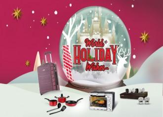 Ace Hardware World Holiday Wishes