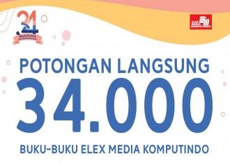 Potongan Langsung 34.000