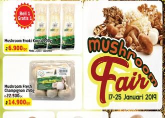 Mushroom Fair