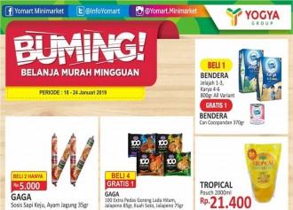 Promo Buming YOMART