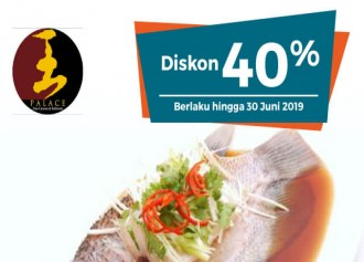 Diskon 40%
