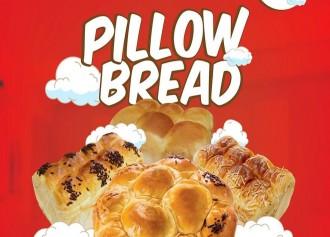 Pillow Bread Rp 10.000