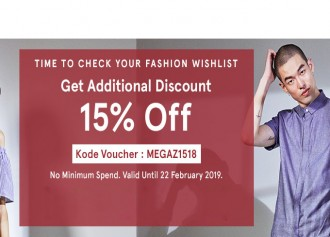 15% off with Mega