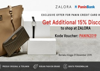 Additional 15% with Panin