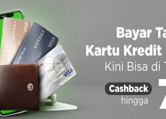 Cashback hingga 75K