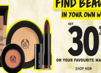 Make Up Promo 30%