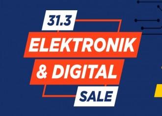 Shopee 31.3 Elektronik & Digital Sale