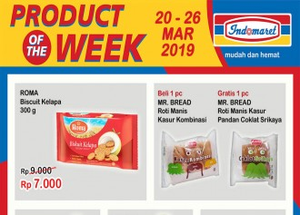 Product of the Week INDOMARET
