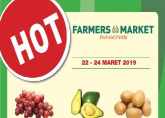Promo Weekend FARMERS MARKET