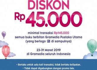 Diskon 45K