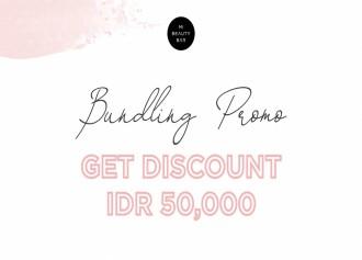 Get Discount IDR 50,000