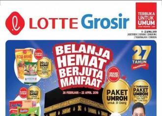 Katalog LOTTE GROSIR Anwar
