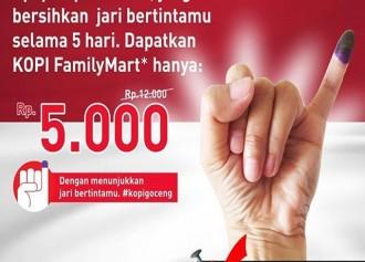Kopi Family Mart Hanya 5K