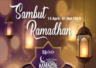 Katalog Sambut Ramadhan