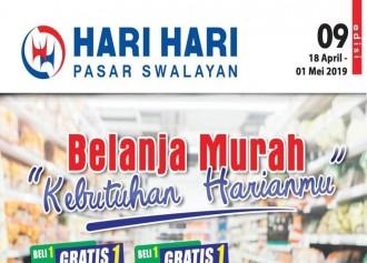 Promo PAS HARI HARI