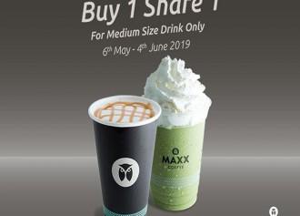 Buy 1 Share 1