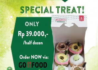 Special Treat by GoFood
