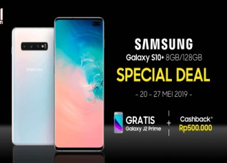 Promo Samsung S10+ Special Deal