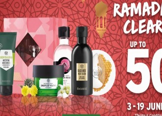 Up to 50% Off Ramadan Clearance
