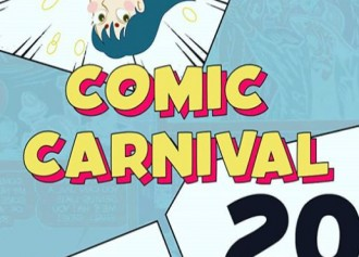 Up to 20% Comic Carnival