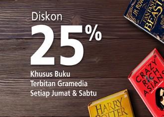 Diskon 25%