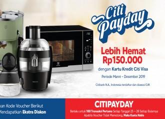 Payday Hemat 150K