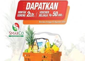 Dapatkan Minyak Goreng 2L dan Voucher Belanja Rp50.000