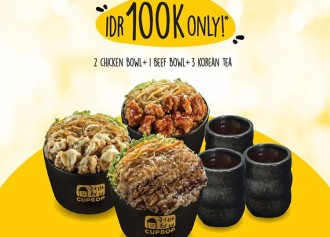3 only 100K