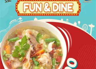 Sop Ayam Kampung Rp 9.900