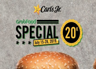Special Grabfood Promo
