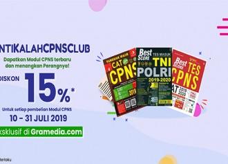 Buku CPNS 15%