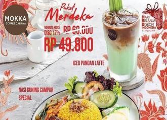 Special Paket Nasi Kuning Merdeka
