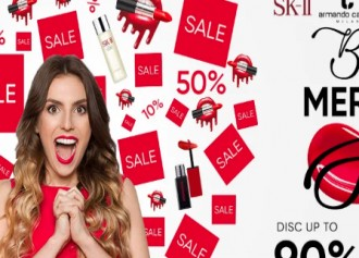 Beauty Merdeka Sale
