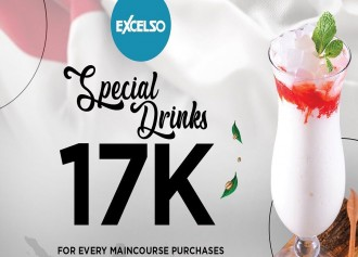 Special Drinks 17K