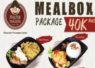 Mealbox Package
