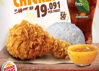 King's Chicken only 19K++
