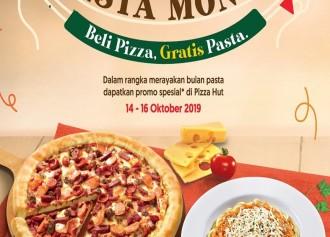 Beli Pizza, Free Pasta